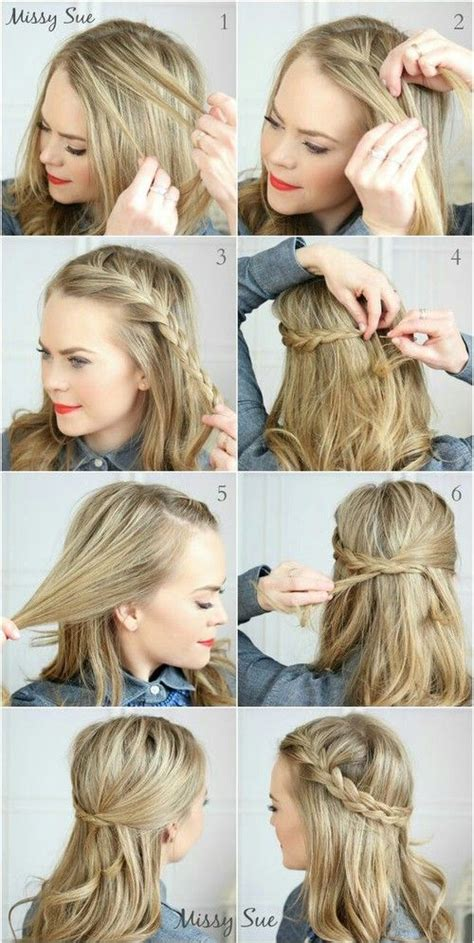 traditional no heat scittish hair styles 1000 ideas about no heat hairstyles on pinterest no