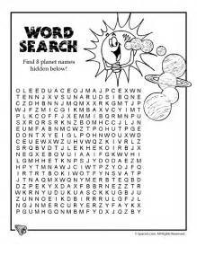 solar system word search woo jr kids activities