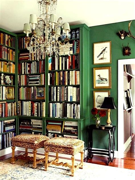 creating a chic cosy home library best colors lighting and furniture laurel home