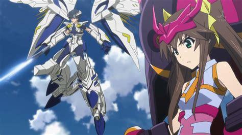 anime just like infinite stratos gt is infinite stratos animepsp4
