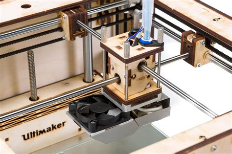 3d printer heated bed ultimaker announces the ultimaker original 3d printer