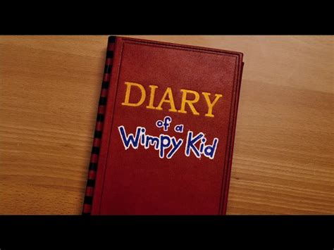 The Diary Of A diary of a wimpy kid trailer 1 from diary of a wimpy kid