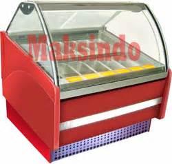 Mesin Gelato mesin gelato showcase penyaji es krim toko mesin maksindo toko mesin maksindo