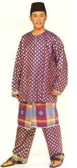 Baju Teluk Belanga Berasal Dari Provinsi melayu pakaian tradisional kaum kaum di malaysia
