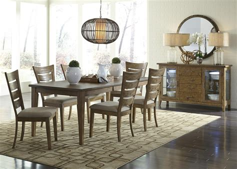 informal dining room vendor 5349 pebble creek casual dining room group becker