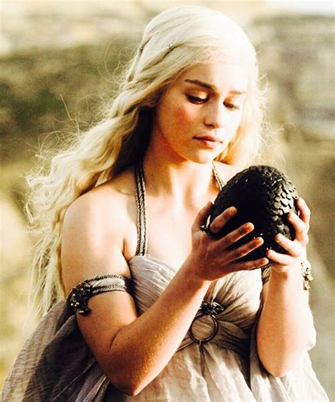 actress game of thrones khaleesi daenerys targaryen stormborn mother of dragons the