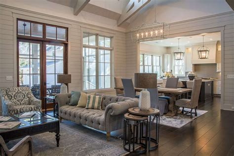 lowcountry house plan inspirational open concept floorplan