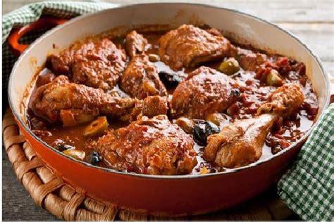 come si cucina il pollo alla cacciatora ricetta pollo alla cacciatora 8 pollame donne magazine