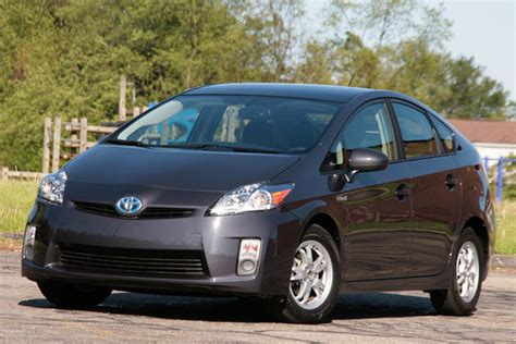 2010 Toyota Prius Recall List Toyota Admits Prius Had A Braking Problem Updated