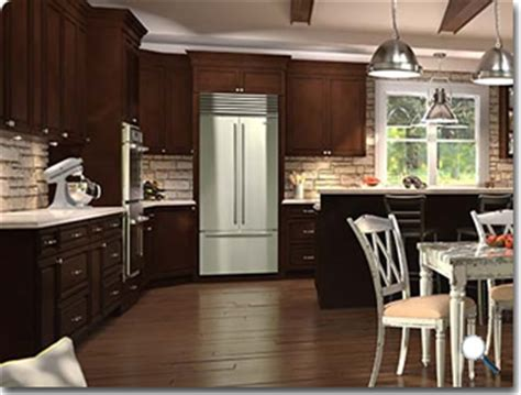 signature chocolate ready to assemble kitchen cabinets signature brownstone ready to assemble kitchen cabinets