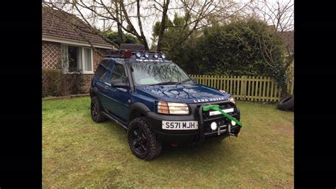 land rover freelander off off road land rover freelander mods photos youtube