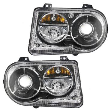 Chrysler 300 Hid Headlights by 05 10 Chrysler 300 Set Of Hid Headlights