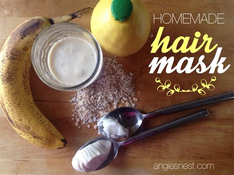 Moisturizing Diy Honey Coconut Mask Paperblog Hair Mask For Moisturizing Angie S Nest