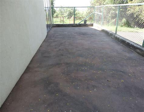 stable flooring herculan rubber concrete ecoflex