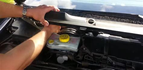 motor repair manual 2004 audi allroad windshield wipe control service manual removing windshield wiper cowling on a 2005 audi allroad audi wiper motor