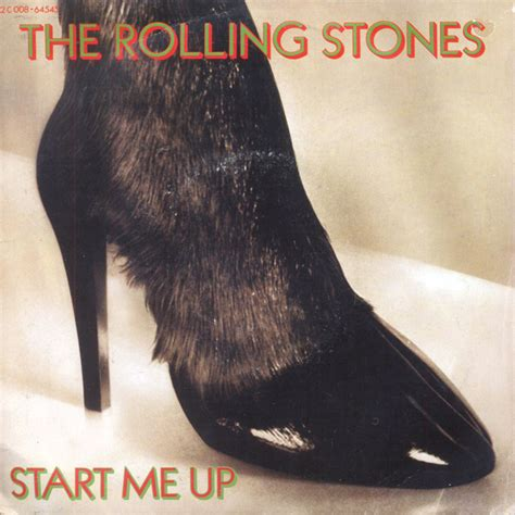 start me up new the official rolling stones archive start me up