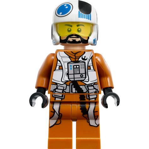 Dijamin Lego 75125 Wars Resistance X Wing Fighter lego resistance x wing fighter set 75125 brick owl