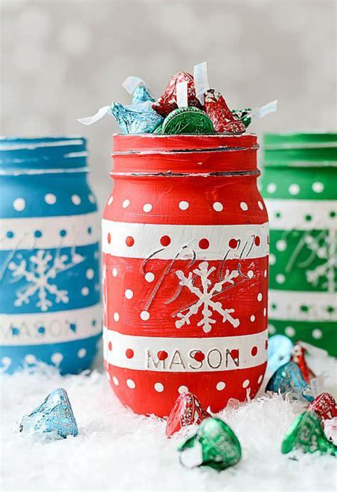 christmas crafts wirh mason jars 18 wonderful diy jar ideas you should craft