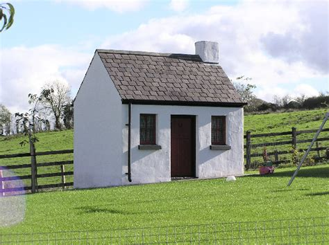 Building A Small Home Small House 169 Kenneth Allen Geograph Ireland