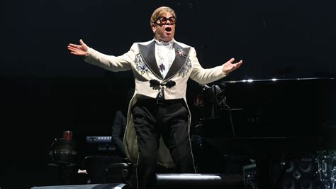elton john united center elton john review a farewell with a 70s soundtrack at