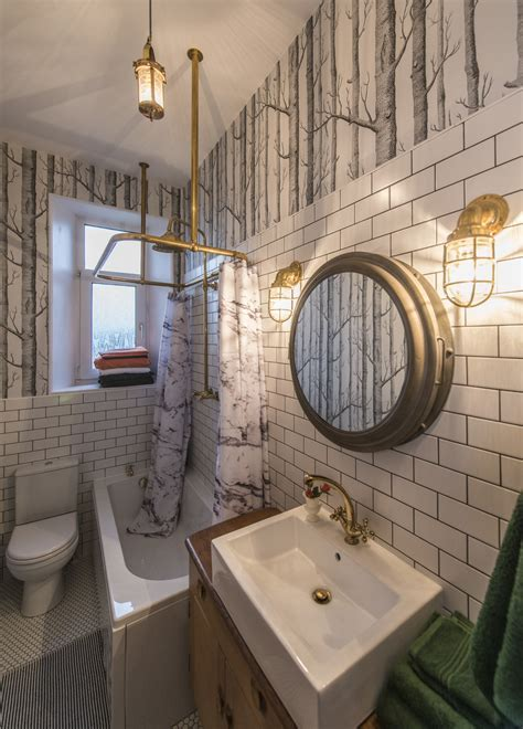 BEFORE & AFTER: A 100 Year Old Scottish Flat Receives An