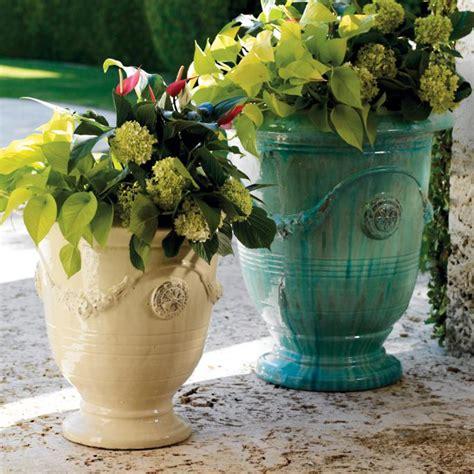 classic anduze planters frontgate