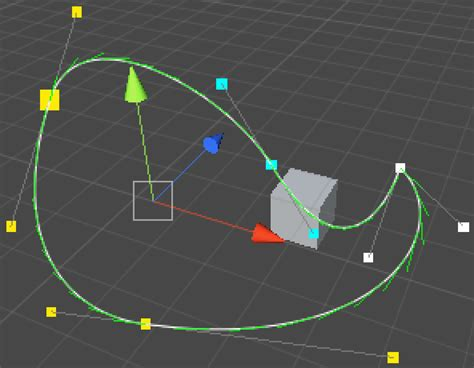 unity tutorial walking curves and splines a unity c tutorial