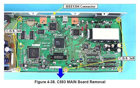 Mainboard Logicboard Epson R2000 1 epson 4880 c service manual