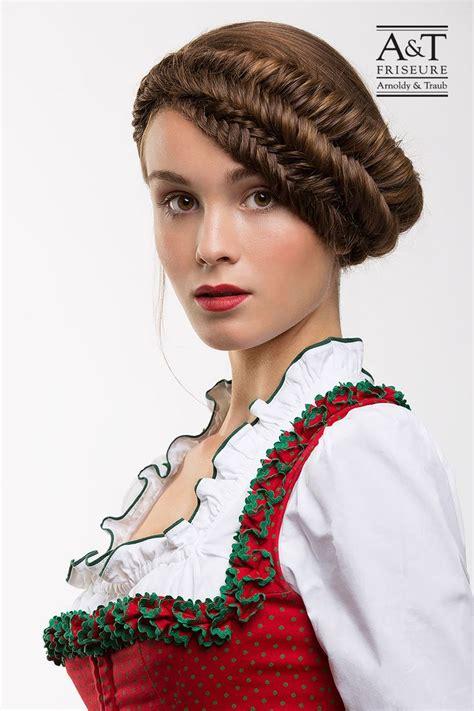 hairstyles for oktoberfest dirndlfrisur oktoberfest style trachtenfrisur
