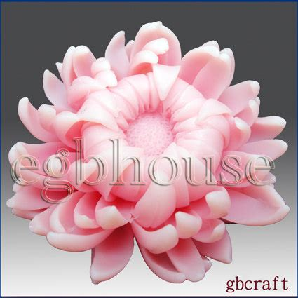 like whoa mp 3d silicone mp soap mold fancy chrysanthemum