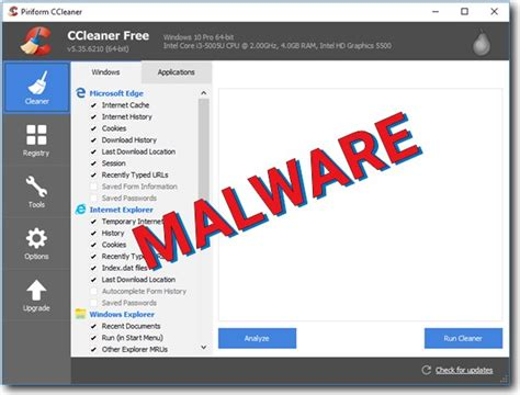 ccleaner is it safe now how to stay safe after ccleaner malware incidence