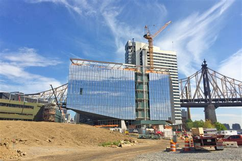 Cornell Tech Nyc Mba by Cornell Tech Gets Ready For Its Move To Roosevelt Island