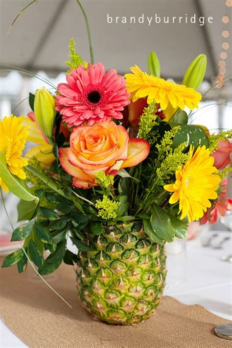Flower Arrangements With Fruit In Vase by Fruit Vases Upcycled Flower Pot Ideas