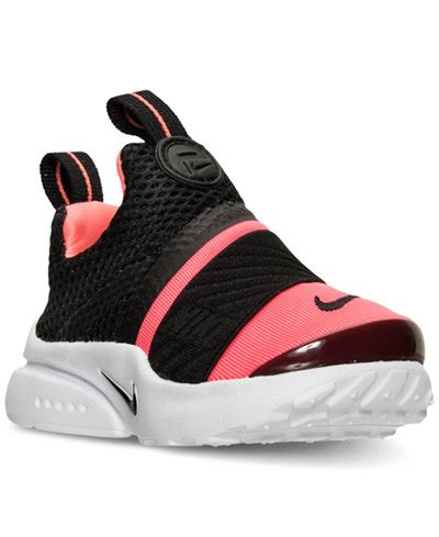 finish line womens basketball shoes nike toddler presto running sneakers from