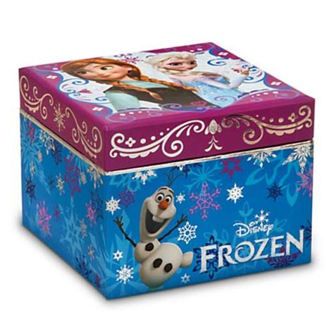 your wdw store disney trinket box frozen jewelry box
