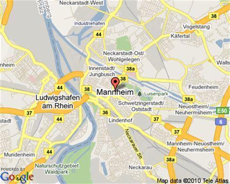 manheim germany map mannheim germany