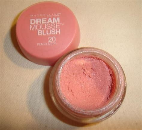 Blush On Maybelline maybelline mousse blush in satin