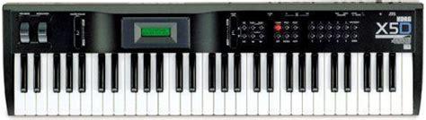 Keyboard Roland X5d Like New Korg X5d Keyboard Clickbd