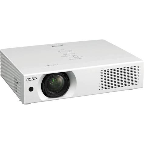 Proyektor Sanyo sanyo plc wu3800 wxga ultra portable multimedia plc wu3800 b h