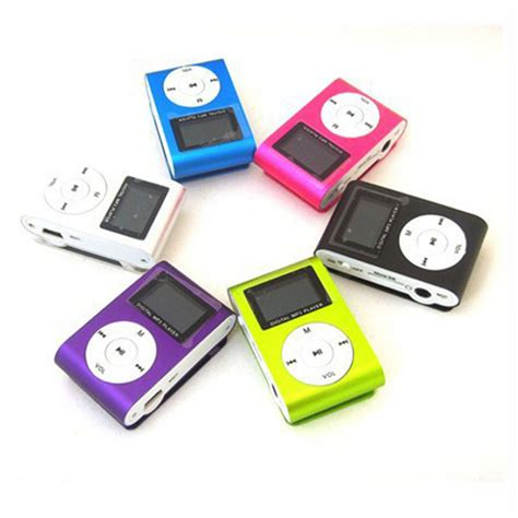 Mini Mp3 Player Media Player Micro Sd Top Quality aliexpress buy 2017 new best price mini usb clip mp3 player lcd screen support 32gb micro