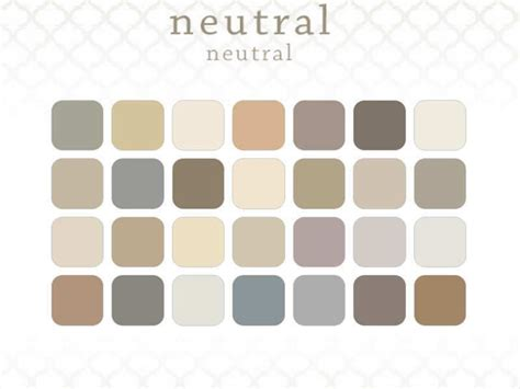 8 blue and neutral color palette house pinterest behr paint color combinations for popular neutral color