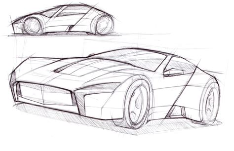 I Sketches by Concept Cars My Top 3