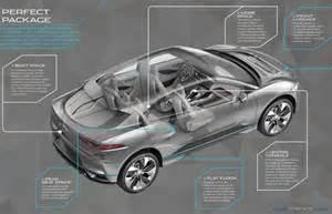 Electric Car Space X Jaguar I Pace Concept Explores Ev Design Dimension