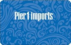pier 1 imports gift card check your balance buy gift autos post - Pier 1 Imports Gift Card Balance