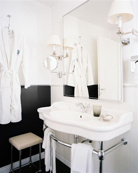 black n white bathrooms traditional black and white bathrooms modern world
