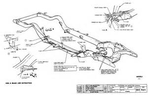 Brake Line Diagram For 2002 Chevy Tahoe Pics Of Brake Line Routing Trifive 1955 Chevy 1956