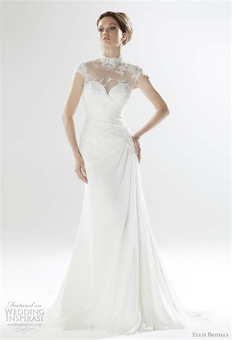 2011 wedding dresses from ellis bridals collection