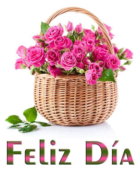 imagenes sorprendentemente bellas banco de im 193 genes canasta con rosas y mensaje de quot feliz