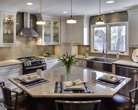 Shaped Kitchen Islands by 17 Best Ideas About L Shaped Island 2017 On I