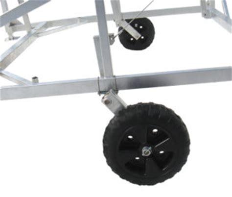 boat lift wheels boat lift options accessories r j machine